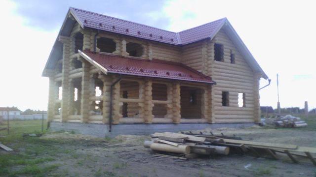 srub doma bronnicy 2015 07 05